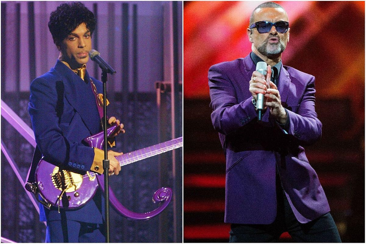 PRINCE VS. GEORGE MICHAEL - THE MEN IN PURPLE  - THE ULTIMATE DJ TRIBUTE, 27 August   Event in Aurora   AllEvents.in