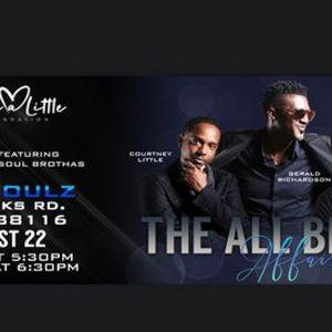 Black Love Live - The All Black Affair