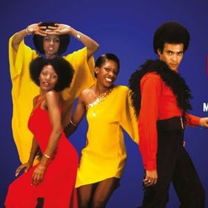 Boney M featuring Maizie Williams at Boisdale of Canary Wharf