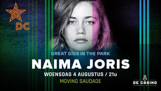 Great Gigs in the Park / Naima Joris, 4 August   Event in Sint-niklaas   AllEvents.in
