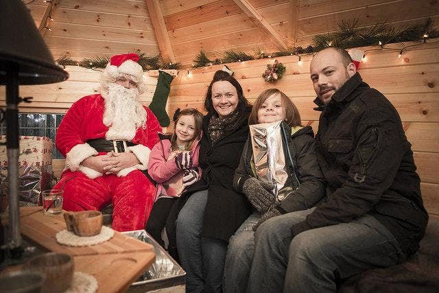 Santas Grotto Wednesday 18th December (Rising Sun Countryside Centre)