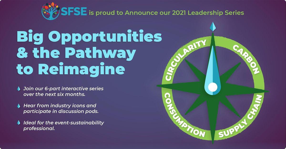 Big Opportunities & The Pathway to Reimagine, 3 August | Online Event | AllEvents.in