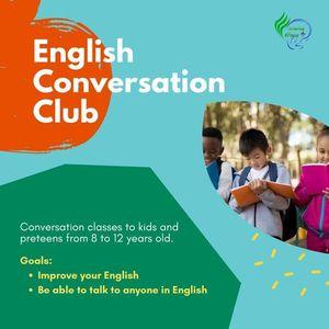 Conversation English club