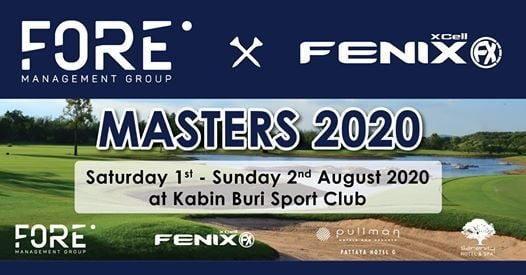 Fore & Fenix XCell Masters 2020