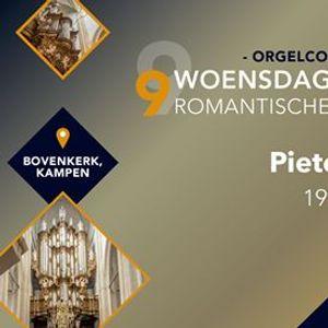 Pieter Heykoop in concert - Bovenkerk Kampen