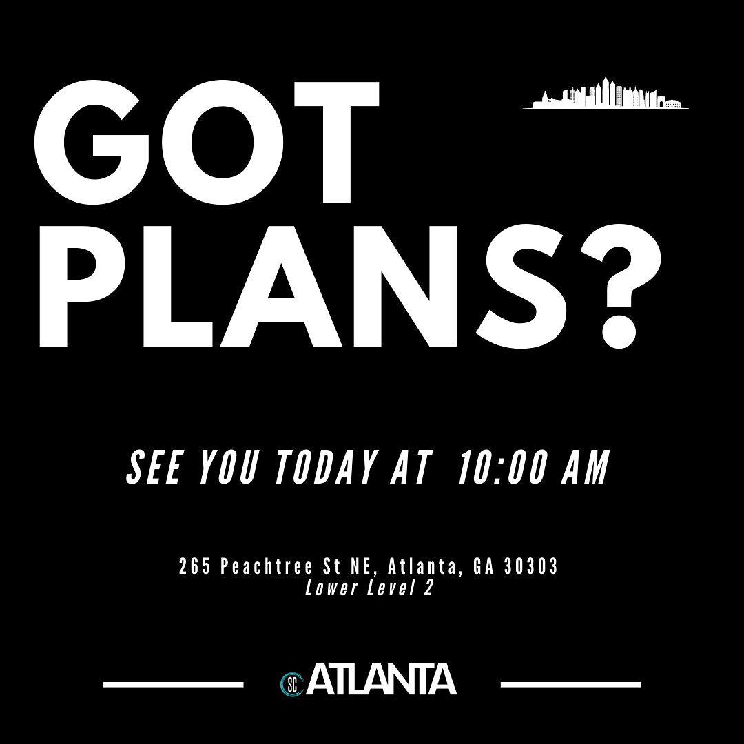 SC Atlanta Sunday Service   Event in Atlanta   AllEvents.in