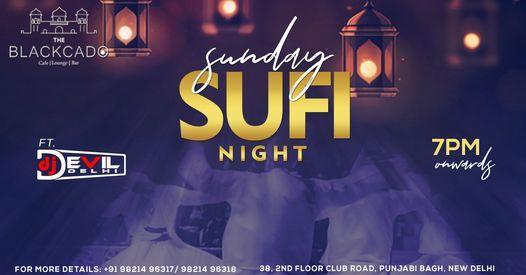 Sufi Night Ft. Dj Devil Delhi, 7 March | Event in New Delhi | AllEvents.in