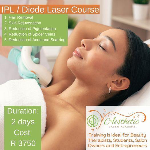 IPL/Diode Laser Workshop, 2 August | AllEvents.in