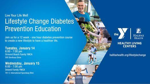 LYLW Lifestyle Change Diabetes Prevention Education