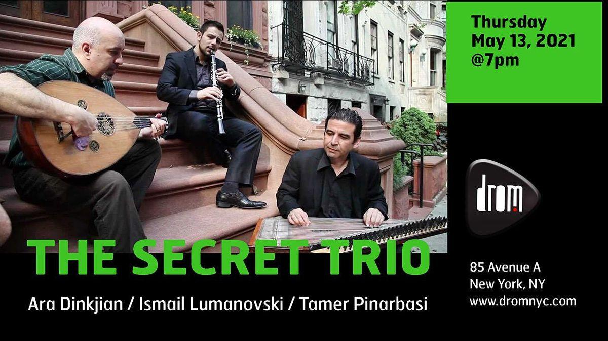 The Secret Trio | Event in New York | AllEvents.in