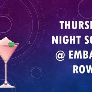 Thursday Night Social  Embassy Row