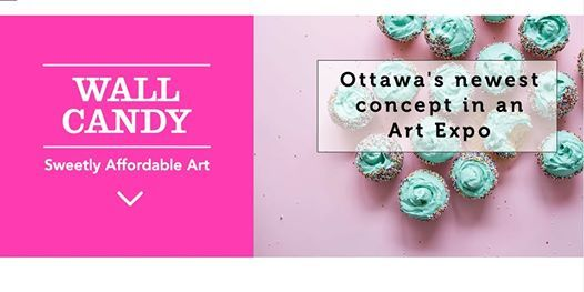 Wall Candy Sweetly Affordable Art (Vendor Registration)