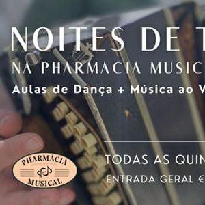 Noite de Tango dana e msica ao vivo