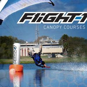 Flight - 1 101 & 102 Canopy Courses at Skydive Sibson