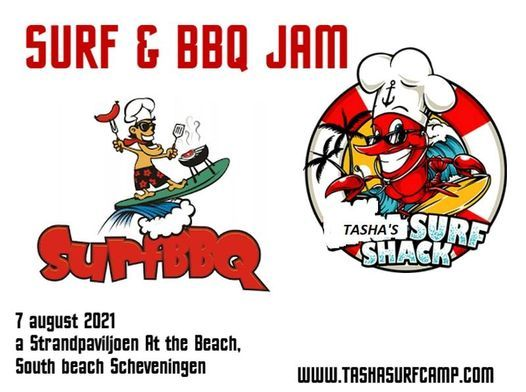 SURF & BBQ, 7 August   Event in The Hague   AllEvents.in