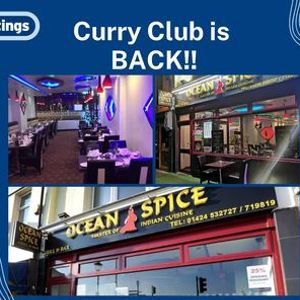 Hastings Curry Club