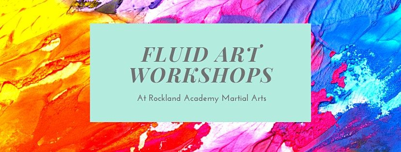 Fluid Art  Workshop, 5 May | Event in Clarence-Rockland | AllEvents.in