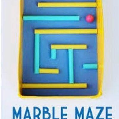 Make a Marble Labyrinth