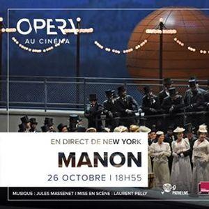 Opra en direct  Manon