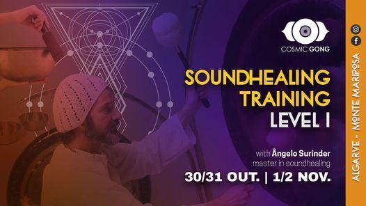 Formação de Soundhealing com Ângelo Surinder, 30 October | Event in Tavira | AllEvents.in