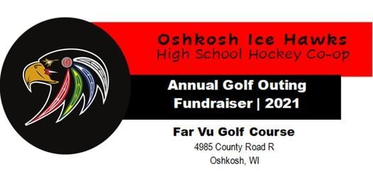 Oshkosh Ice Hawks Hockey Boosters | Annual Golf Outing, 6 August | Event in Oshkosh | AllEvents.in