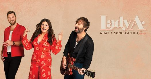 Lady A: What A Song Can Do Tour 2021, 25 September   Event in Las Vegas   AllEvents.in