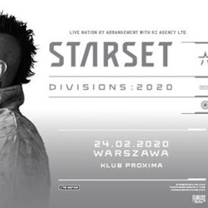 Starset Official Event Proxima 24.02.2020