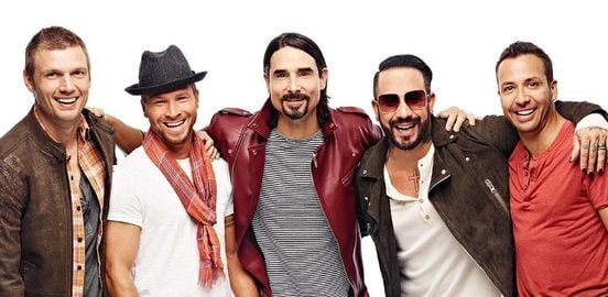 Backstreet Boys Auckland, 19 March | Event in Auckland | AllEvents.in