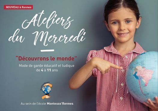 Ateliers Mercredi 2020-2021 | Event in Saint-gilles | AllEvents.in