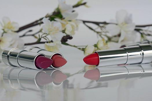 Lippenstift und Co.
