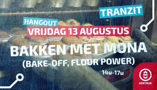 Hangout: Bakken met Mona (Bake-Off), 13 August | Event in Kortrijk | AllEvents.in