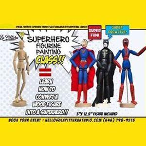 Digital DIY] Create Your Own Superhero