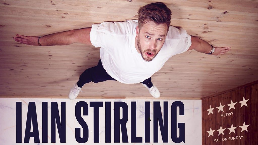 Iain Stirling - Failing Upwards, 11 April   Event in Falkirk   AllEvents.in
