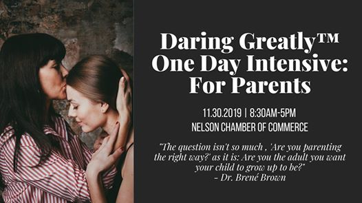 Daring Greatly One Day Intensive- For Parents
