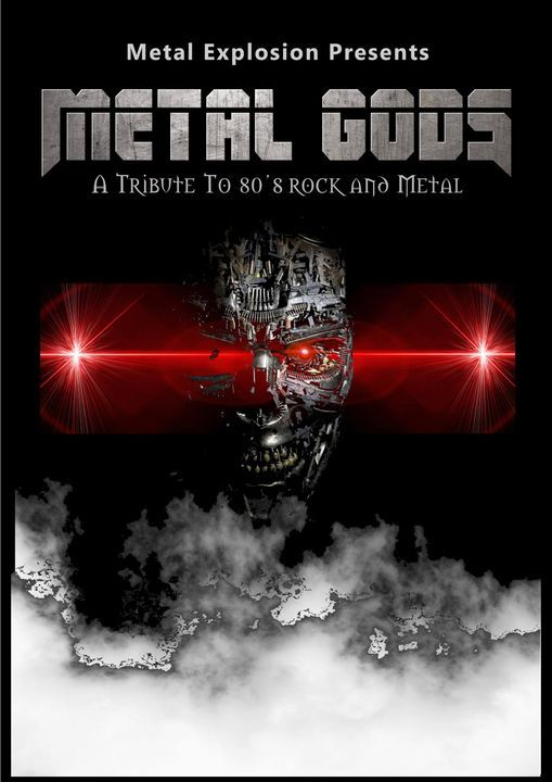 Metal Gods - at The Rolly, 18 September | Event in Swindon | AllEvents.in