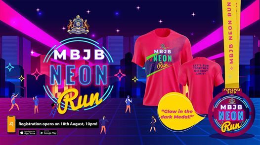 MBJB Neon Run