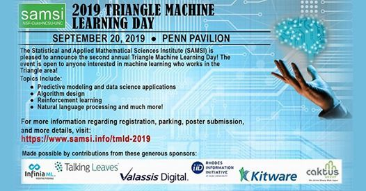 Triangle Machine Learning Day