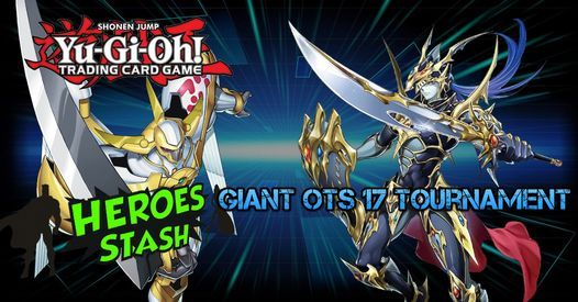 Yu-Gi-Oh! Giant OTS 17 Tournament, 23 October | Event in Gelsenkirchen | AllEvents.in