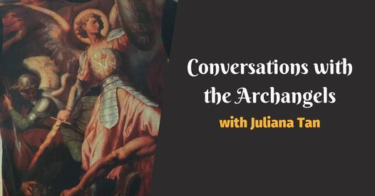 Free Webinar Conversations with the Archangels | Online Event | AllEvents.in