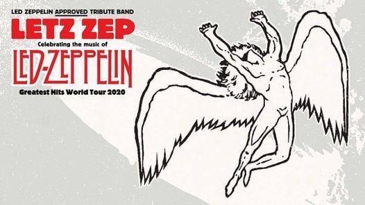 Letz Zep (Led Zeppelin Tribute)  Astor Theatre