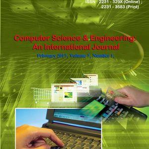 Computer Science & Engineering An International Journal (CSEIJ)