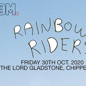 BLOOM. x Rainbow Riders