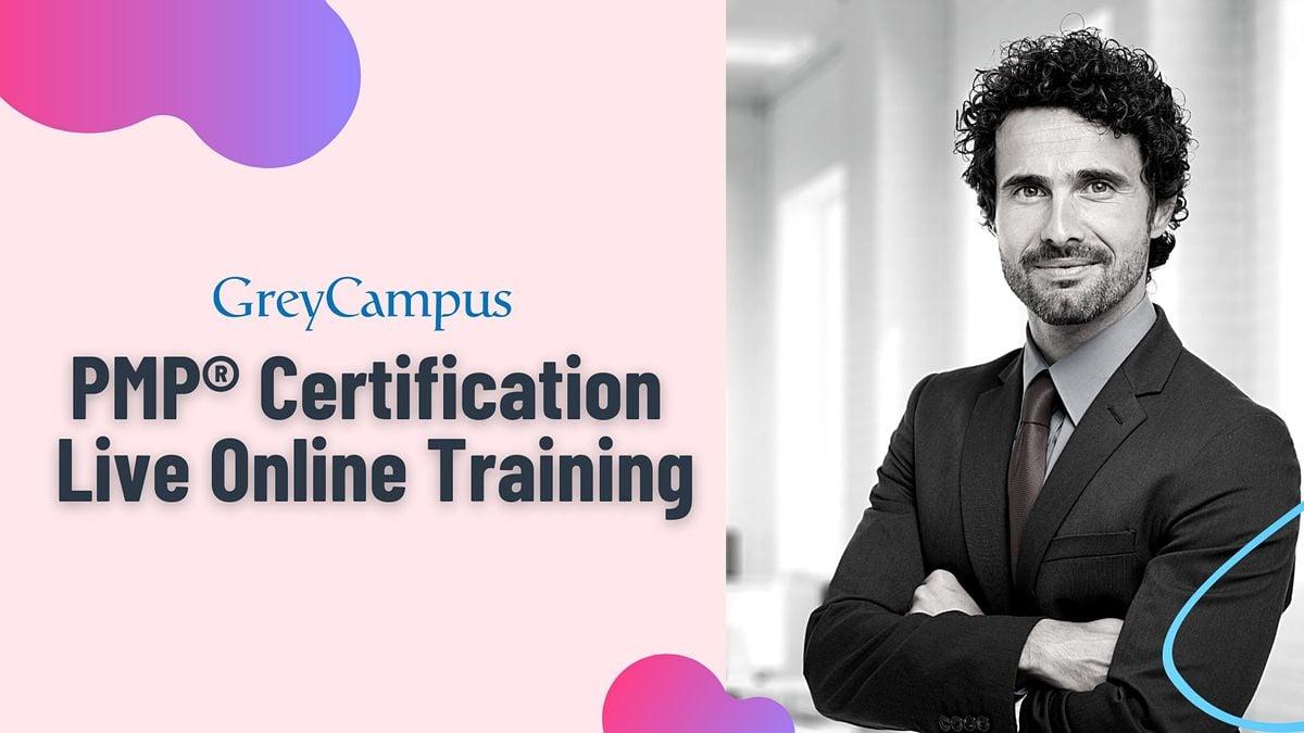 PMP® Certification Live Online Training in Atlanta, 3 April | Online Event | AllEvents.in