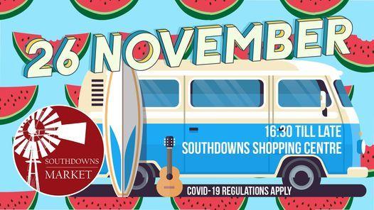 Southdowns Night Market, 26 November | Event in Pretoria | AllEvents.in