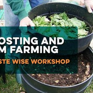Online Waste Wise Workshop Composting and Worm Farming