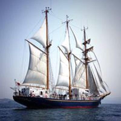 帆船みらいへ