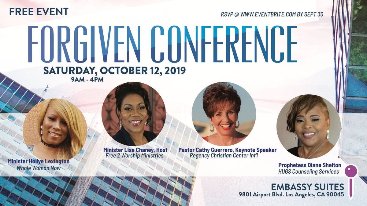 THE FORGIVEN CONFERENCE
