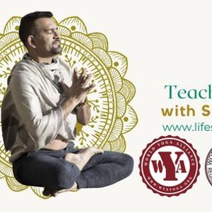 50-Hours Yin Yoga TTC Level-1 with Sumit Manav