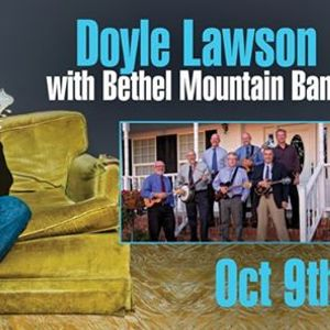 Doyle Lawson with Bethel Mountain Band