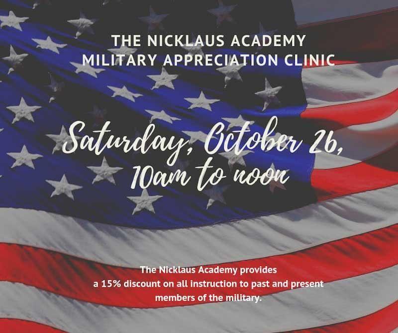 Military Appreciation Clinic
